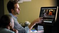 VIDEO EDITING LESSONS WITH EXPERIENCED ADOBE CERTIFIED EXPERT