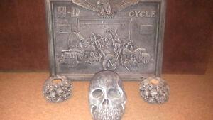 Harley Davidson ornaments for sale