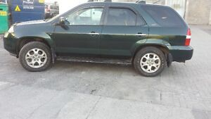 2001 Acura MDX SUV, Crossover, new Transmission, very clean