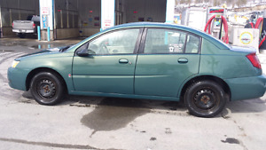 Saturn Ion - on the road -2 sets of tires