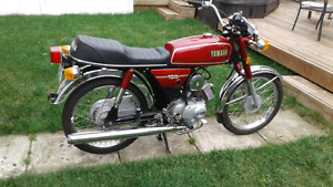 1978 yamaha 100 deluxe  SOLD