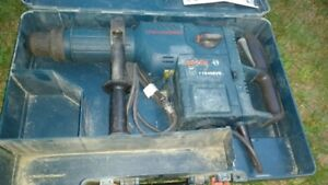 BOSCH 11245EVS Rotary Hammer Drill For Sale