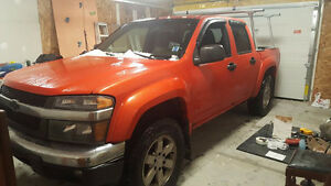 2008 Chevrolet Colorado Z71 4x4 Pickup Truck
