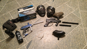 2 kit de Paintball