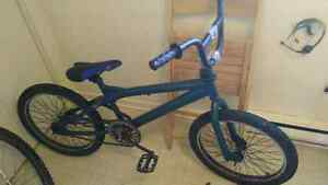 2 BMXs 1 built One has stuff to put together
