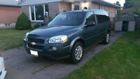 2005 Chevrolet Uplander Minivan, Van (Safety - E-tested)