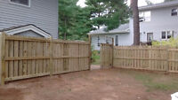 Fall savings event in effect! get your deck/fence built now!