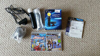 Playstation Move (Controllers+Cameras+Games)