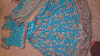 Anarkali, sari, lehnga, straight punjabi suits for sale