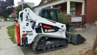 Bobcat Grading, and Excavation Services