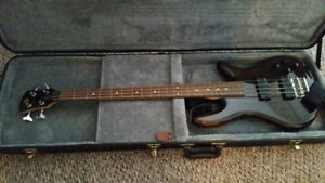 Spector 4-string Performer Bass Guitar (with hard shell case)