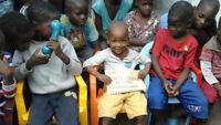 Equipement médical donné en don à un organisme charitable