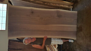 live edge table tops and slabs