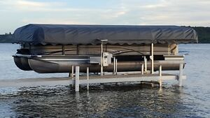 Boat lift , Docks , Caponies , Accessories