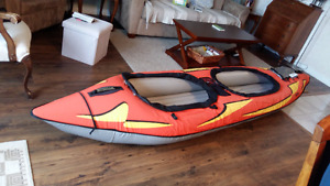 Two Person Inflatable Kayak for Sale