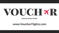 Discount Airline Tickets - 30% Savings on all Flights-Worldwide
