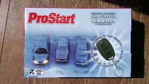 New In Box Remote Car Starter