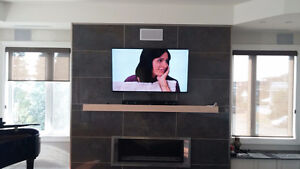 Flat Panel PRO TV Installations PLUS