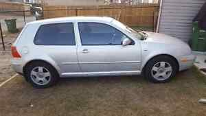 20v 1.8t Golf coupe gti