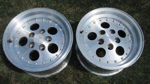 4-15x8 wheels