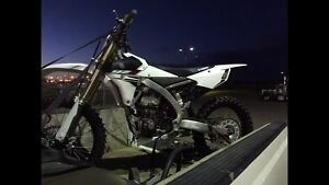 2014 YZ450F low hrs