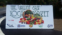 VALLEY EAST LOCAL  MARKET - FRIDAYS 3-7pm in VAL CARON