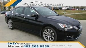 2013 Honda Accord Sedan L4 Sport CVT
