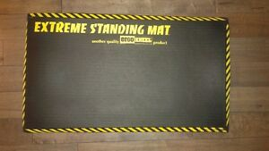 """NEW Extreme Anti Fatigué mats 16"""" × 28"""" (6 available )"""