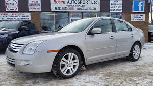 CERTIFIED 2007 FUSION SEL AWD - LEATHER - PST PD - YORKTON