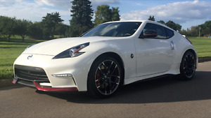2016 Nissan 370Z NISMO Coupe (2 door)