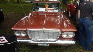 1962 Valiant from Alberta