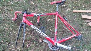 2006 cannandale bike frame 56 inch