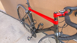 Cervelo R5 road bike like new