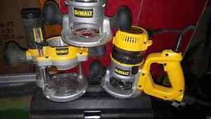 """New In Nov/16"" #1 Router Made DEWALT DW618B3 (Contractor Model)"
