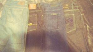 Old-ish jeans Size 38 and 40