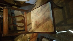 Duncan Phyffe Harp Back Chairs  $25 each
