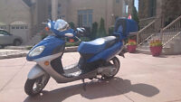 2008 Daymak Scooter (4 Stroke, 900KM, 150cc) AMAZING CONDITION