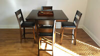 Dinette - Table a Diner 4 places