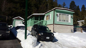2 Bedroom Trailer - Available April 1st