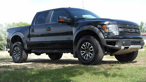 2012 Ford F-150 SVT Raptor Pickup Truck