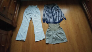 Clothing for pregnant women. Size – Large. 5 items. All for $30