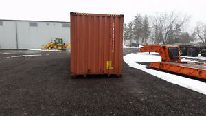 20' and 40' Used Shipping and Storage Containers - Sea Cans Edmonton Edmonton Area image 6
