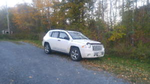 2007 Jeep Compass Limited Edition 4x4