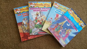 4 Books - Thea Stilton $8 for all books