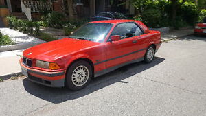 1994 BMW 3-Series 325i Convertible