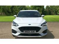 Ford Focus 1.0 EcoBoost Hybrid mHEV 125 S Hatchback Petrol Manual