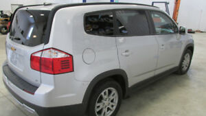 2012 Chevrolet ORLANDO w/3rd row seating $11887. CERT