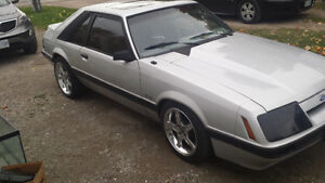 Sell or trade foxbody