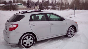 2010 AWD Toyota Matrix Hatchback