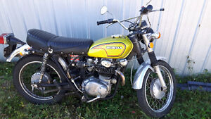 Collector's Bike Runs Great and ready to ride